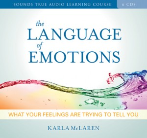 Cover of CD set Language of Emotions