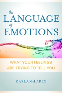 Book cover of The Language of Emotions