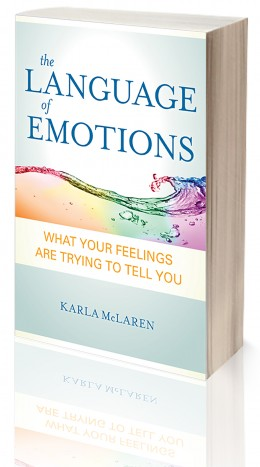Book cover for The Language of Emotions