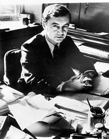 Photo of Erving Goffman