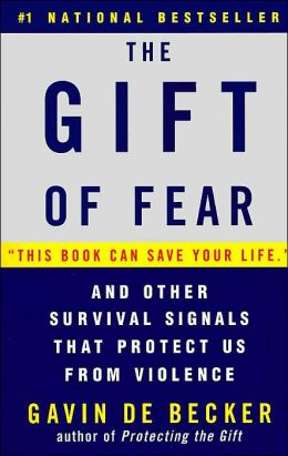 Book cover for The Gift of Fear