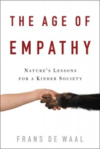 Cover of The Age of Empathy