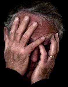 photo of ashamed man