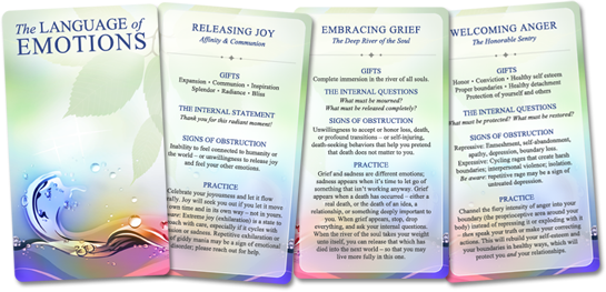 Graphic of Emotion Cards