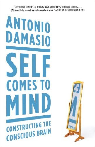Cover for Self Comes to Mind by Antonio Damasio