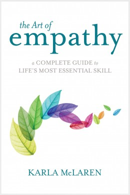 Art of Empathy Book Cover Large