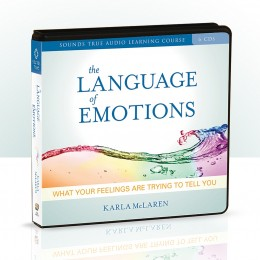 Audio cover for The Language of Emotions