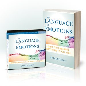 Cover of The Language of Emotions book and audio learning program
