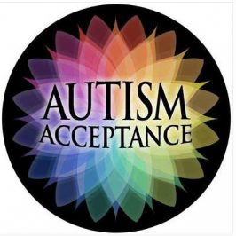 Welcome to Autism Acceptance Month!