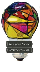autism acceptance light