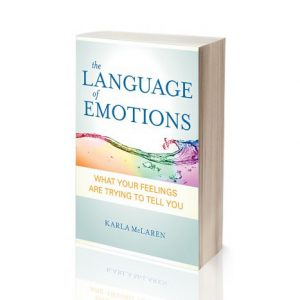 The Language of Emotions (Book and E-book)