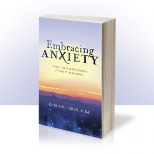 Embracing Anxiety! (Book and E-book)