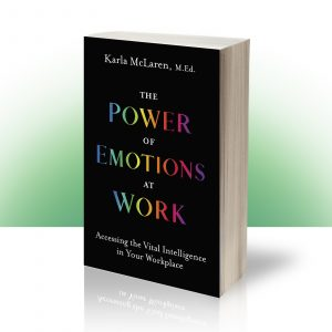 Cover of The Power of Emotions at Work book